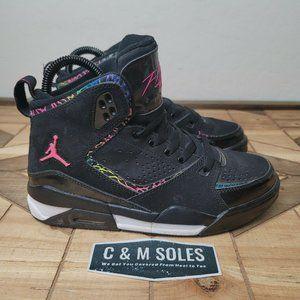 Nike Air Jordan SC-2 Basketball 459856 Rainbow